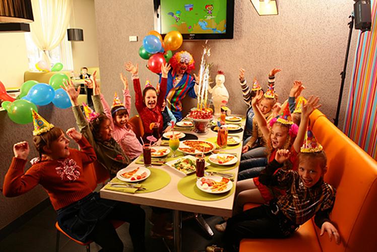 Конкурсы на день рождения для детей в картинках